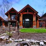 New Hybrid Style Mountain Home Design Modern
