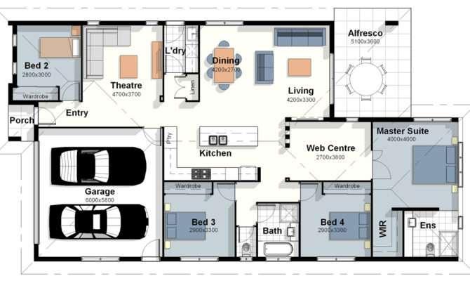 New York House Plan