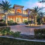 Newly Listed Million Mediterranean Style Mansion