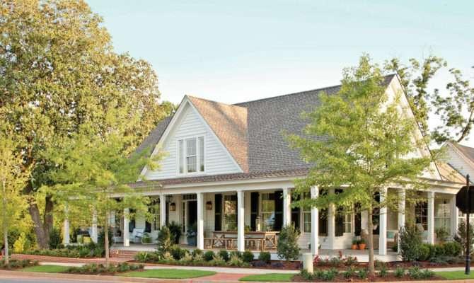 Next Pretty House Plans Porches Southern Homes Famous