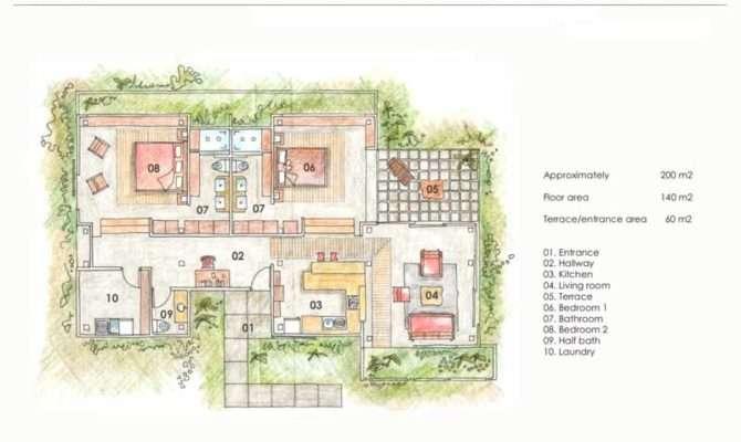 Nicaragua Real Estate Development Balcones Majagual Eco Houses