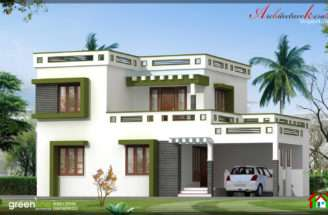 Nice Design Kerala Home