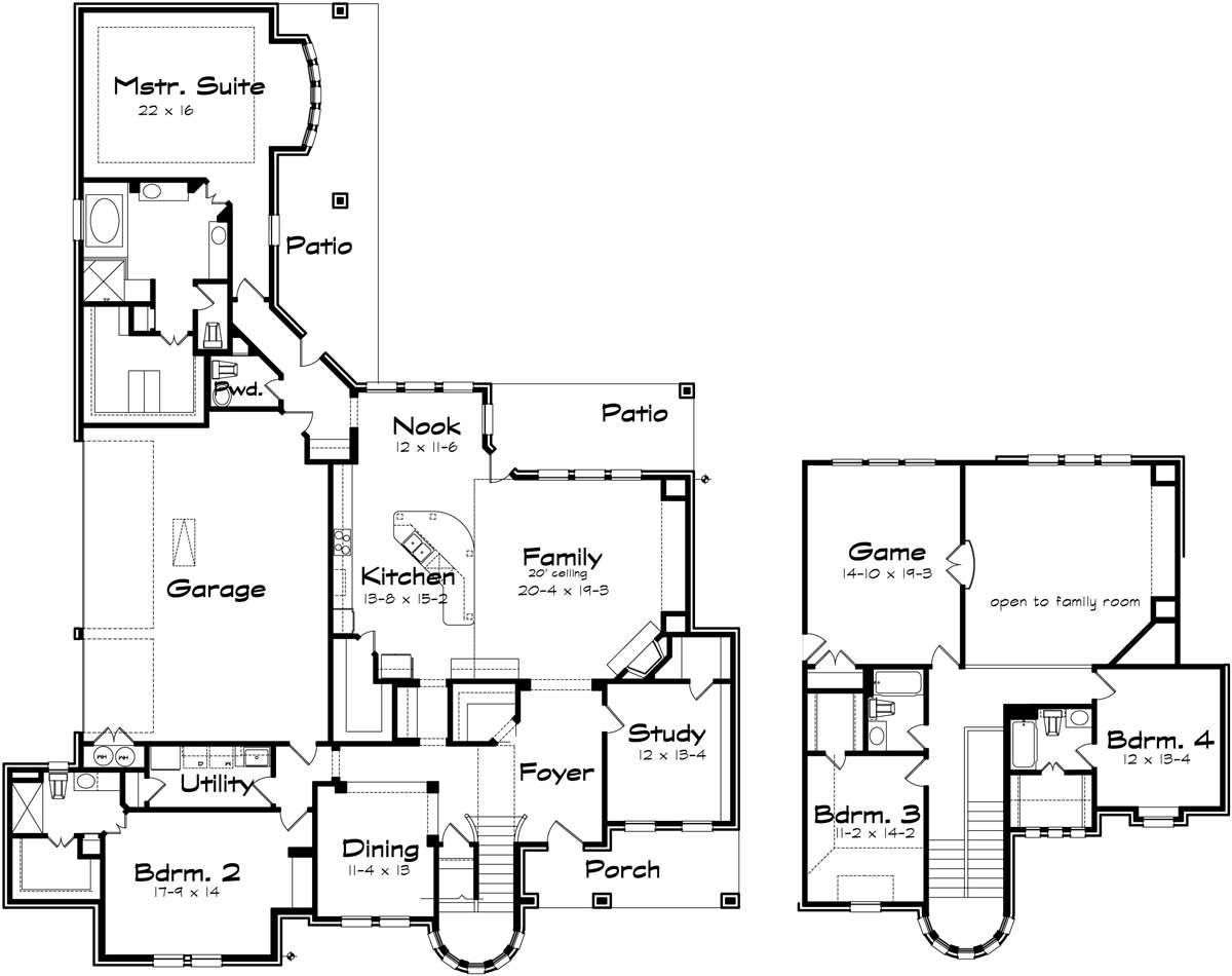 Nice House Plans
