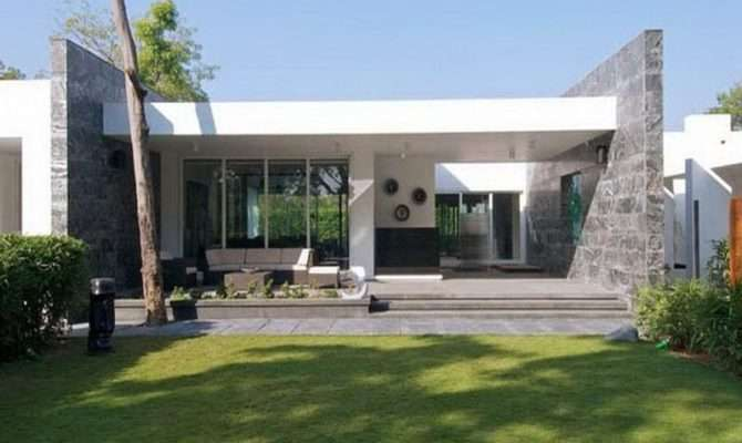 Nice Modern Single Story House Plans Your Dream Home