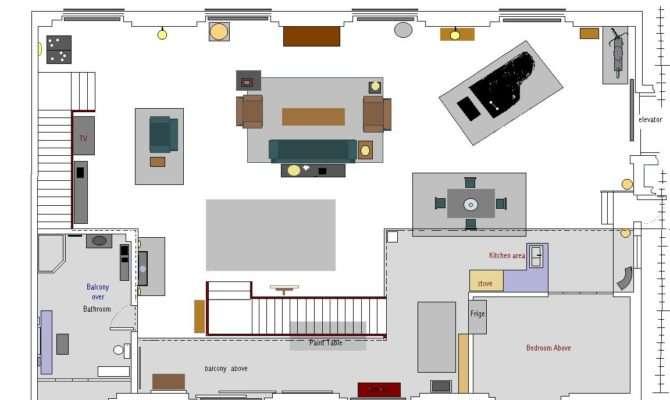 Nick Loft Floor Plans