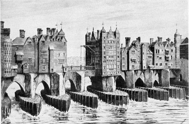 Nonsuch House Drawbridge Both London Past Present