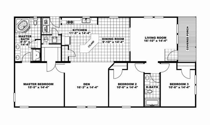 Norris Mobile Homes Floor Plans Gurus