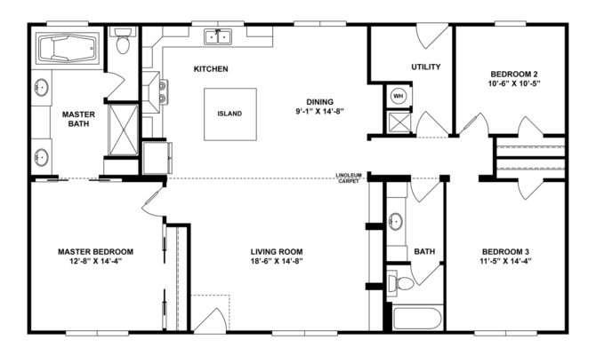 Norris Mobile Homes Floor Plans