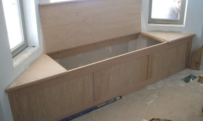 Oak Bay Window Seat Storage Jerry Lumberjocks