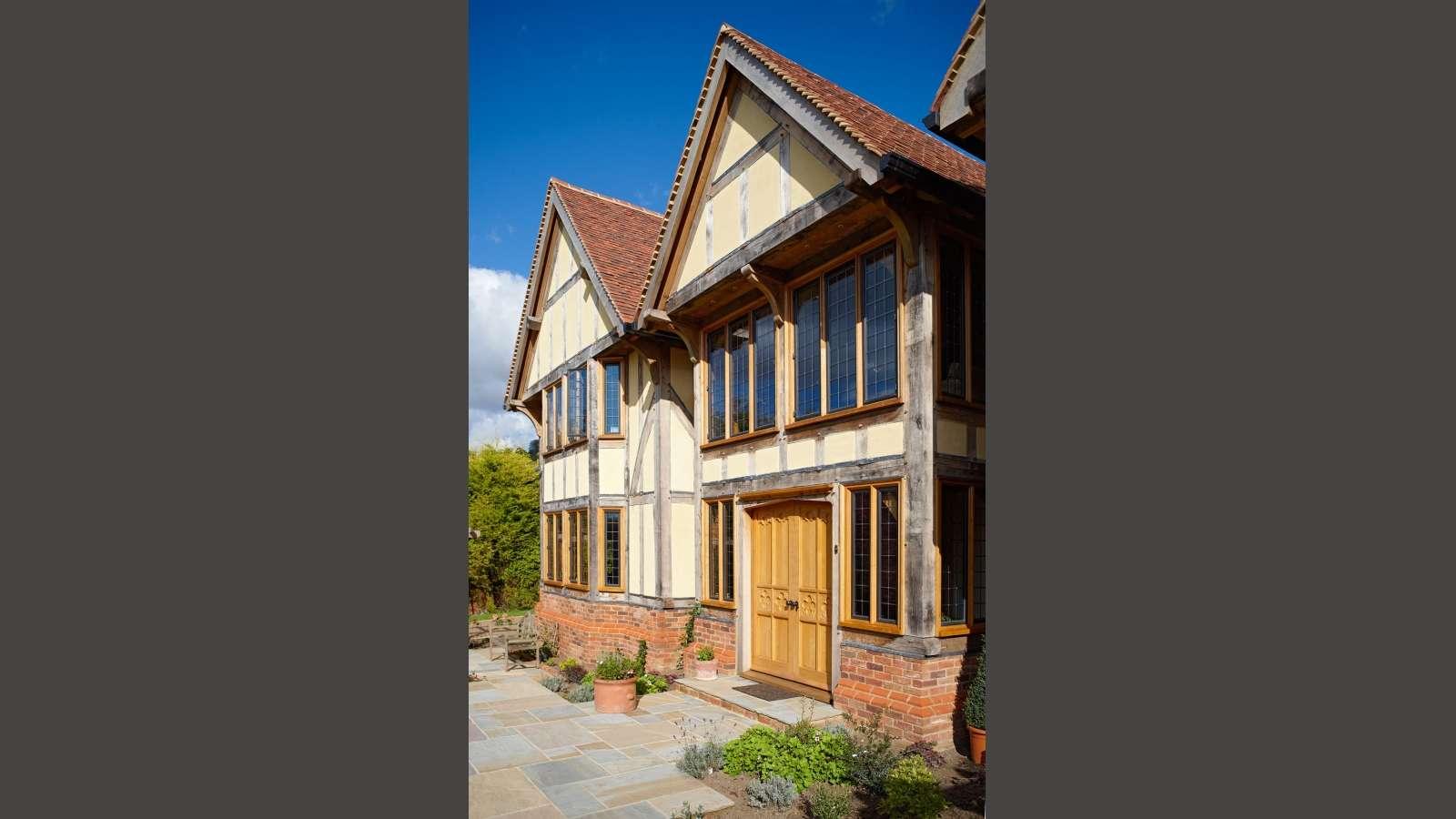 Oak Home Modern Manor Oakwrights