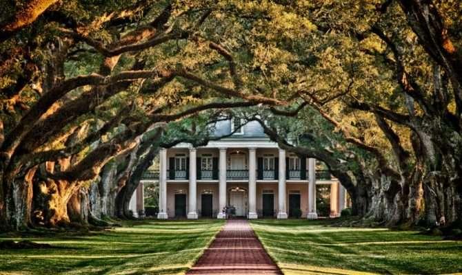 Oak Plantation Louisiana Hammon Photography River Blog