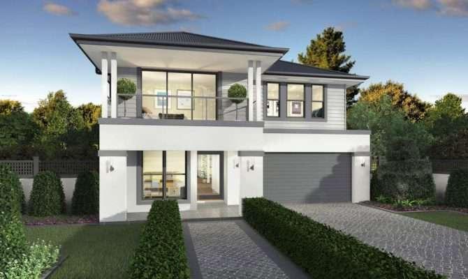 Oakmont Two Storey Home Design Canberra Mcdonald