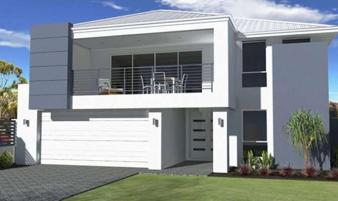 Oasis Reverse Living Two Storey Home Switch Homes Builder