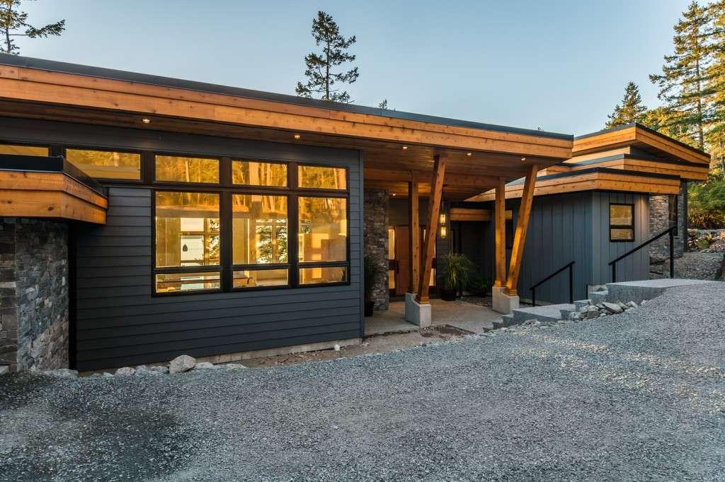 Oceanfront Nanoose Built Green Custom Homes