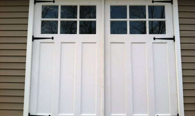 Off Your Garage Doors Then Our True Swing Out Answer