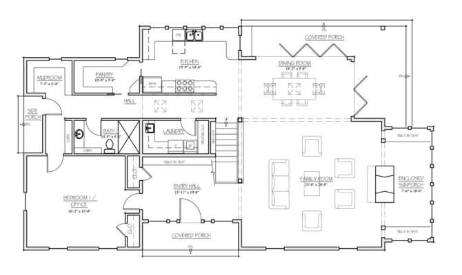 Old Farmhouse Floor Plans Becuo