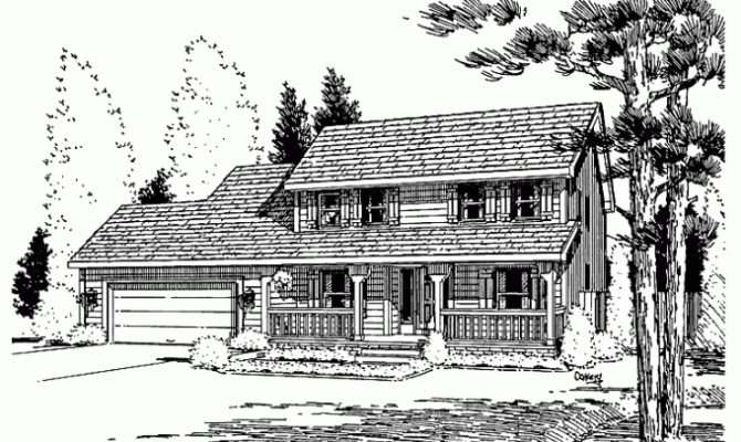 Old Fashioned House Plans Smalltowndjs