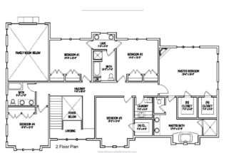 Old House Floor Plans