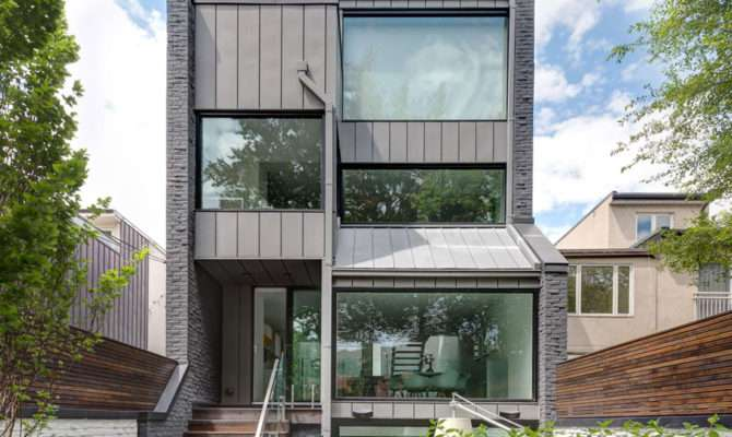 Old Relic Transformed Into Modern Bachelor Home