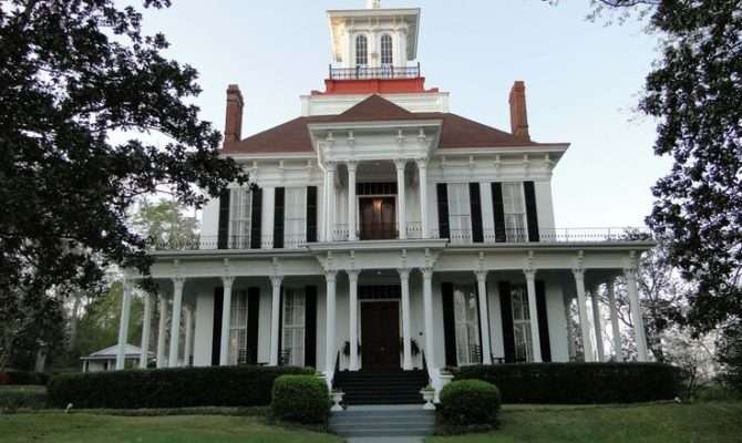 Old Southern Homes South Pinterest