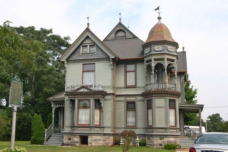 Old Victorian Homes Home Exterior Design Ideas