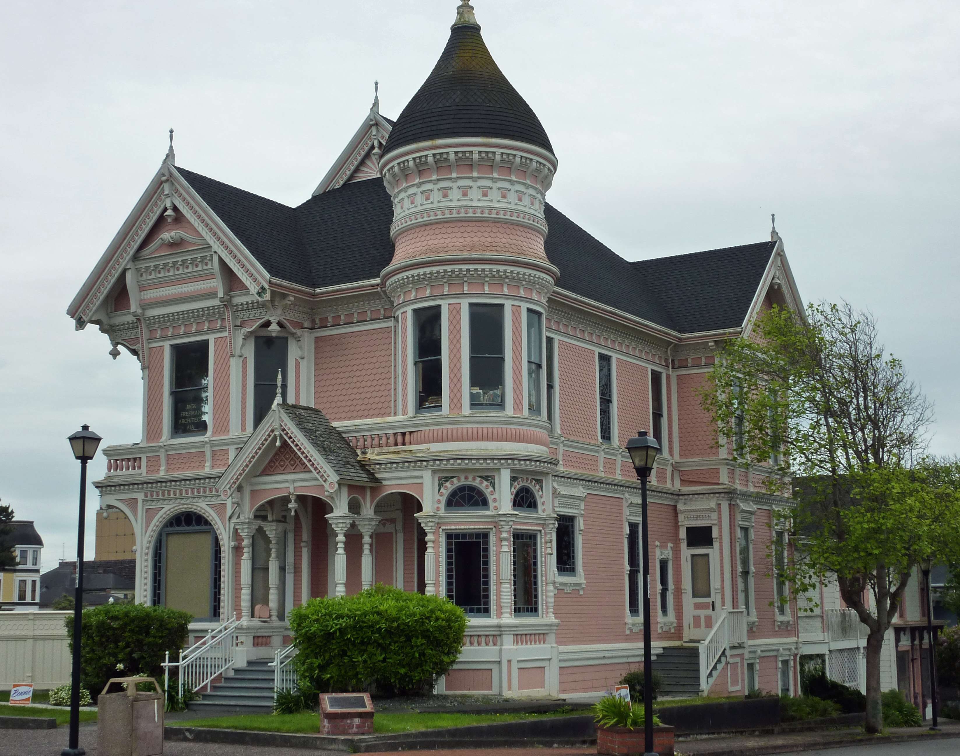 Old Victorian Houses Eureka Flickr Sharing