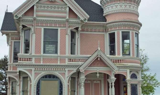 Old Victorian Houses Eureka Pinterest Hus