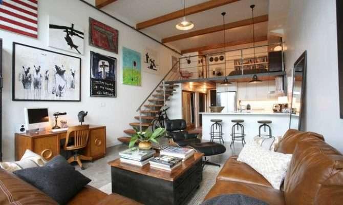 Oliver Simon Design Loft Project Industrial Living
