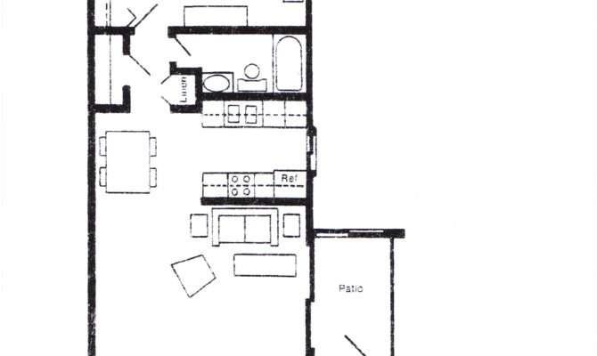 One Bedroom House Plans Smalltowndjs