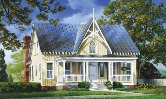 One Favorite House Plans Cottages Pinterest