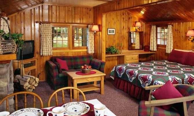 One Room Cabin Home Design
