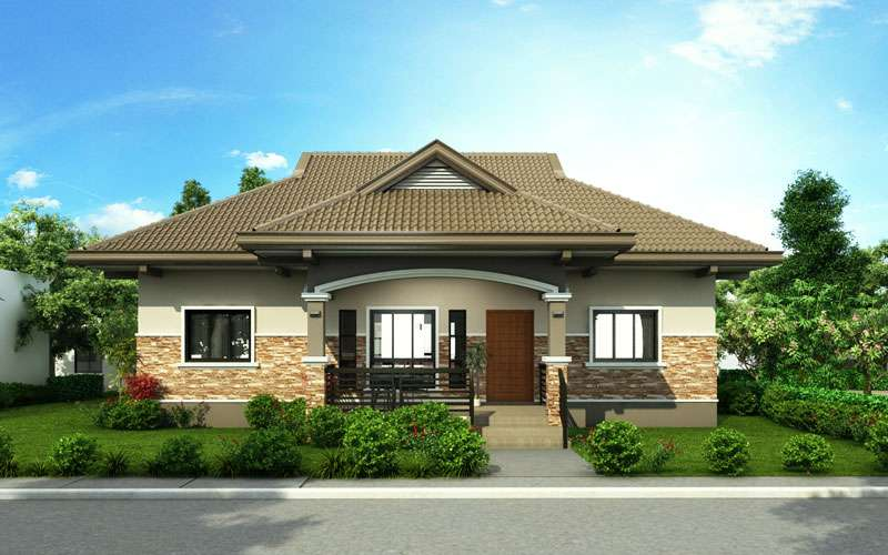 One Storey House Design Pinoy Designs