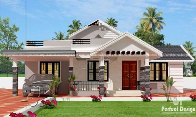 One Storey House Design Roof Must Homes