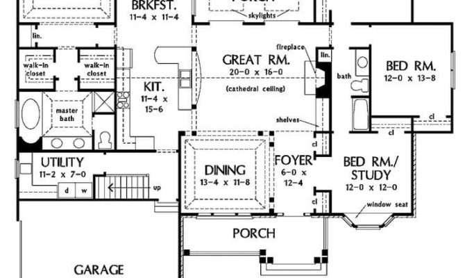One Story Basement House Plans Fresh Best