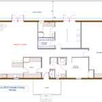 One Story House Floor Plan Well Plans