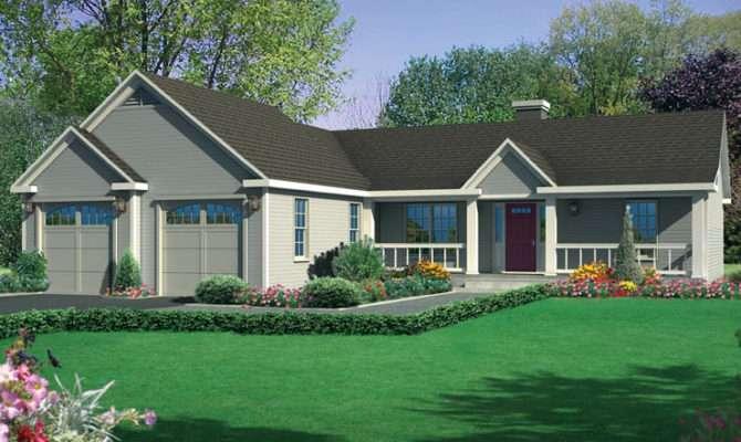 One Story Modular Homes
