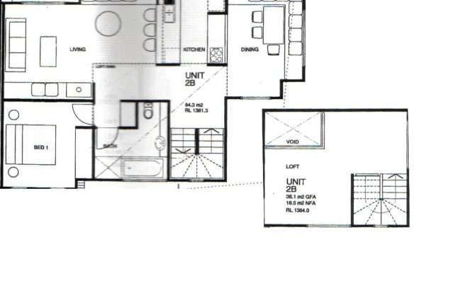 Onyx Floor Plans Loft