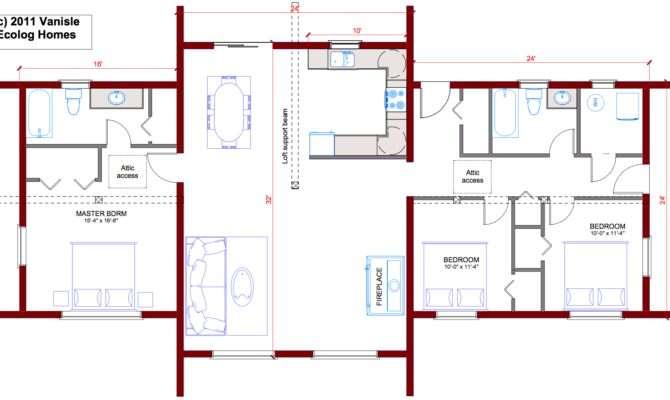 Open Concept Floor Plans Single Story Best Modern House