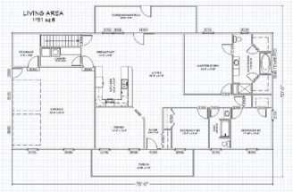 Open Concept House Plans Find
