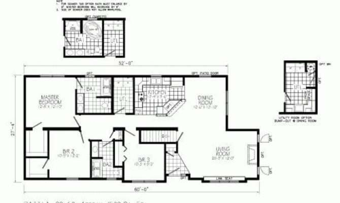 Open Concept Ranch House Floor Plans Thefloors