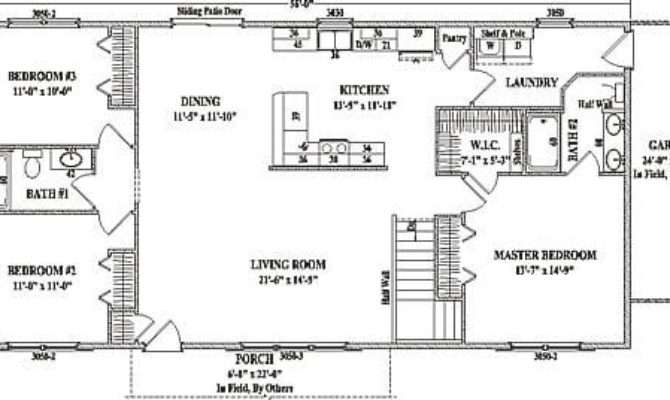 Open Concept Ranch Style House Plans Beautiful Homes