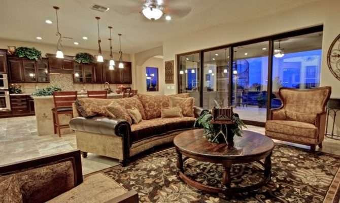 Open Floor Plan Great Entertaining House Interior Designs