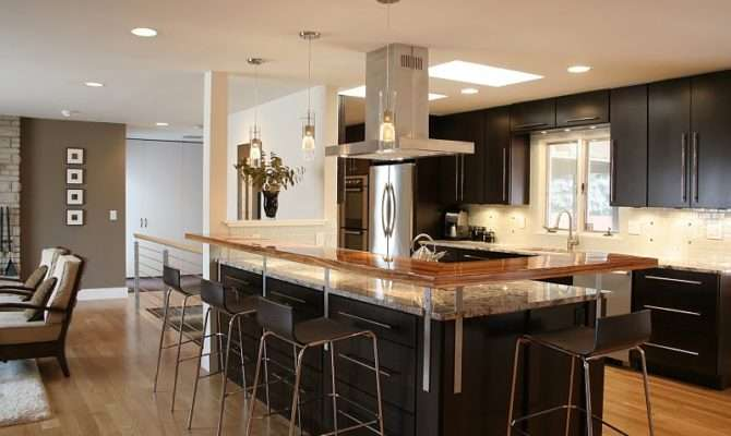 Open Floor Plan Your Kitchen Bkc Bath