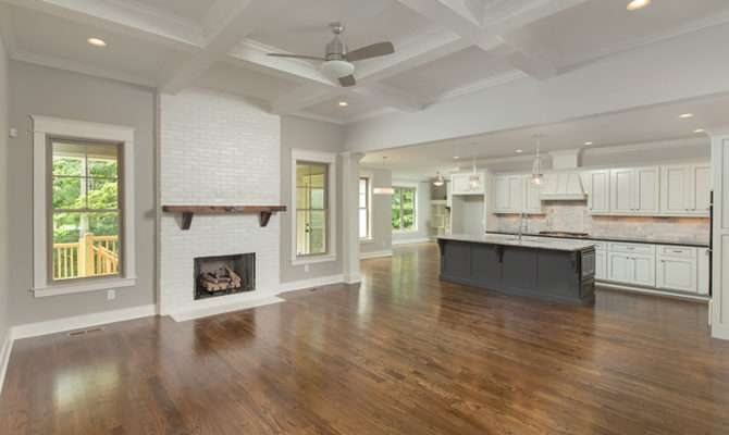 Open Floor Plans Modern Living