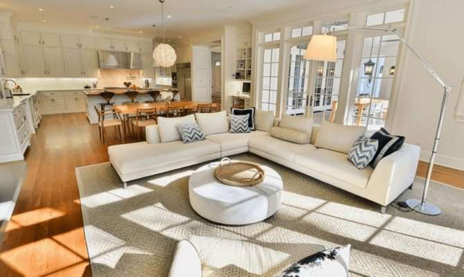 Open Floor Plans Trend Modern Living