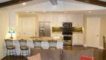 Open Kitchen Design Ideas Living Dining Room