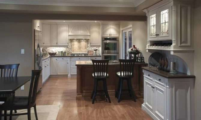 Open Kitchen Designs Design Shape India Small Space
