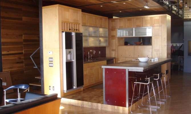 Open Kitchen Interior Design