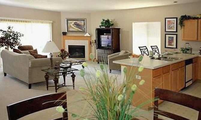 Open Kitchen Living Room Layout Decobizz