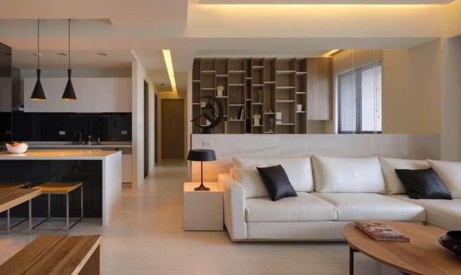 Open Plan Home Design Interior Ideas
